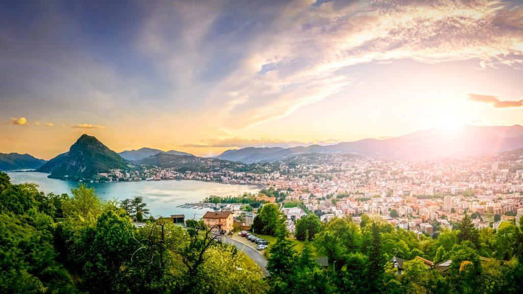 The Ticino canton: luxury real estate market