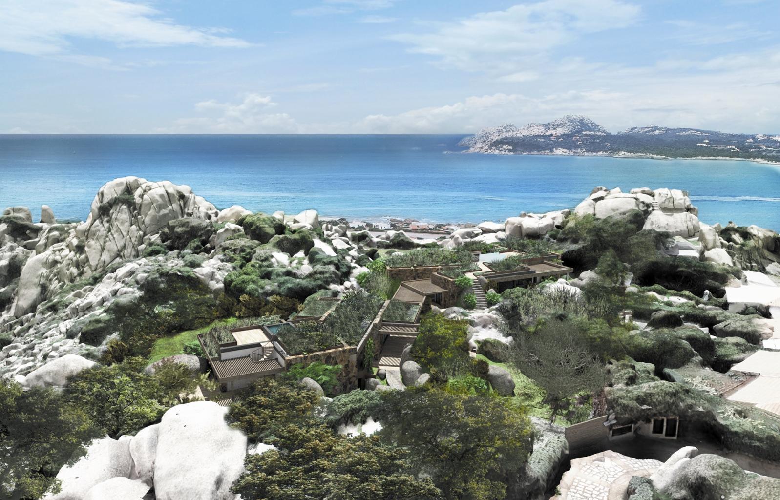 Projet Villa Canaletto - Maison durable à vendre en Sardaigne