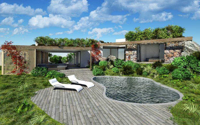 Maison durable à vendre en Sardaigne