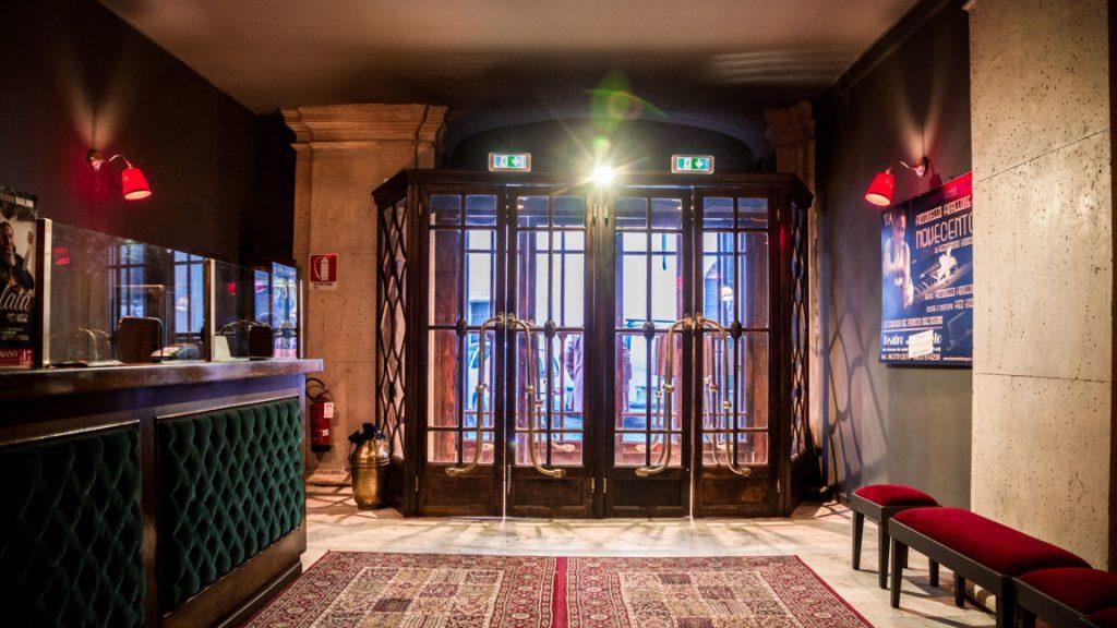 Foyer of theTeatro Flaiano