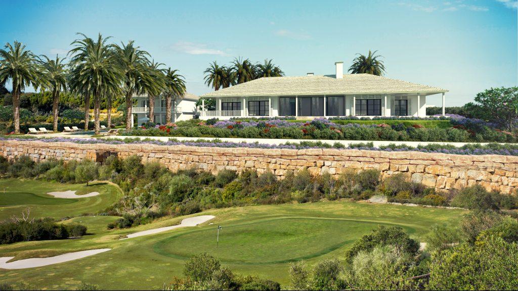 Property in Golfside Villas - Finca Cortesin