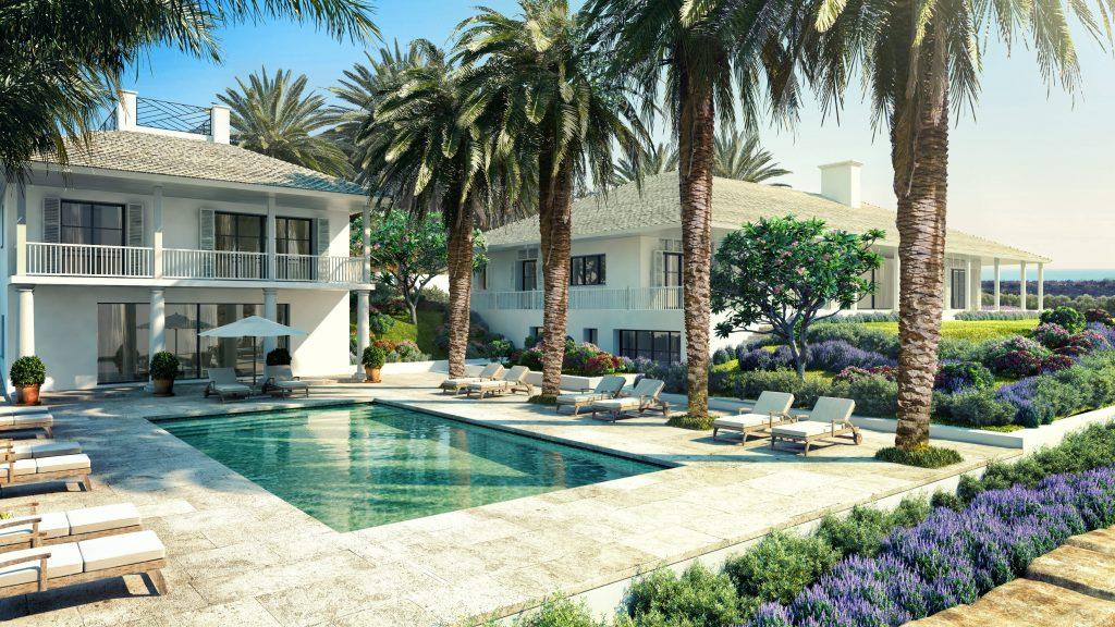 Luxury villa in Golfside Villas - Finca Cortesin