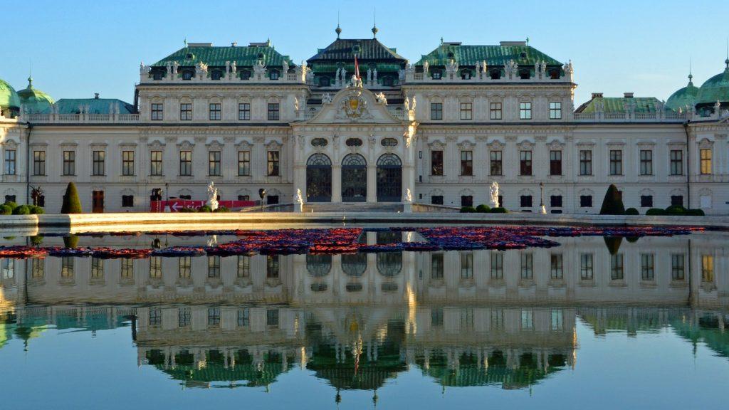 Schloss Belvedere - Wien - Die lebenswerteste Stadt der Welt