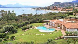 Borgo Harenae: maisons de luxe au cœur de la Costa Smeralda