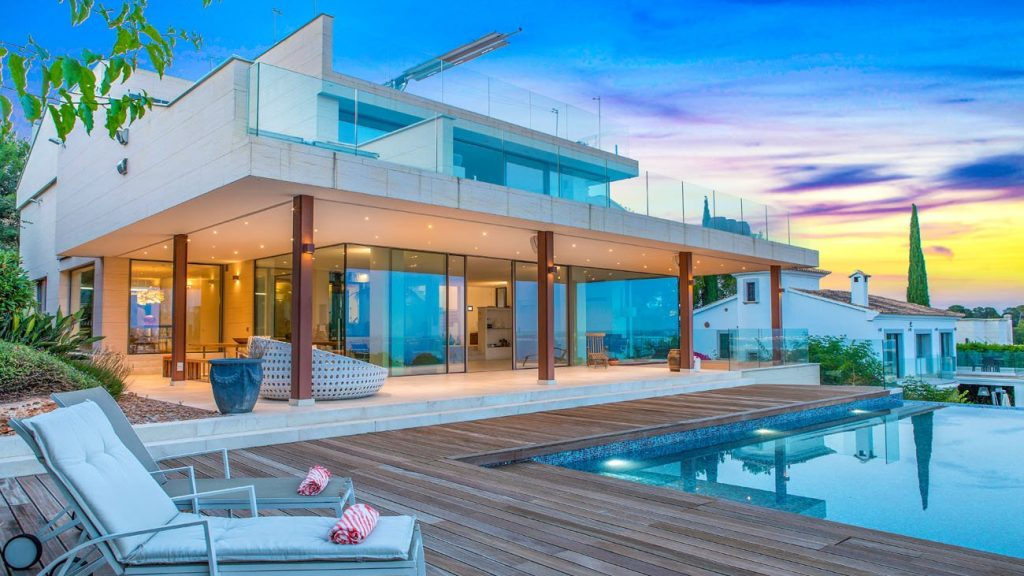 Luxury house for sale in Bendinat, Mallorca