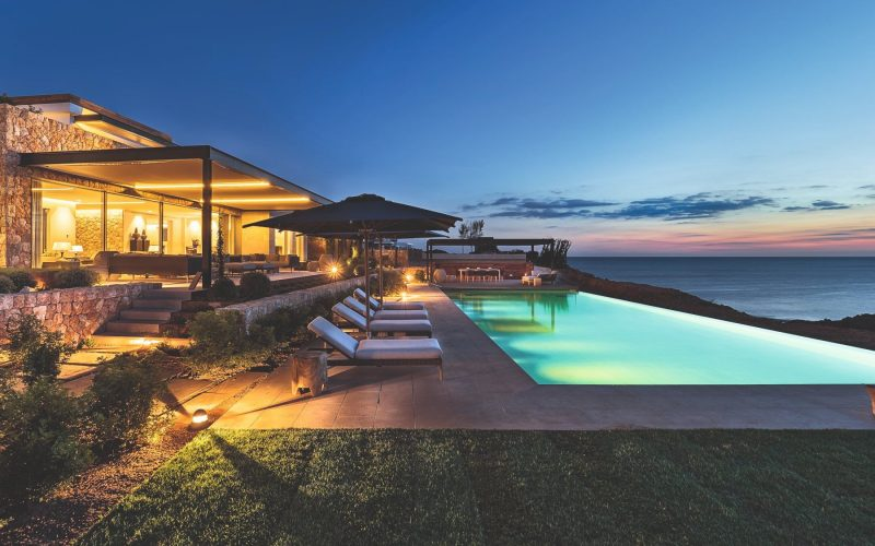 Luxury villa for sale in Cap Adriano, Mallorca