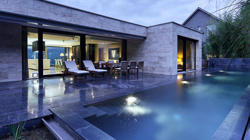 Impressive modern home in canton of Zurich
