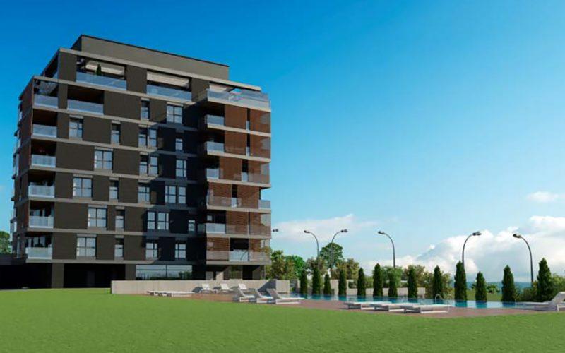 Real estate development in Barcelona