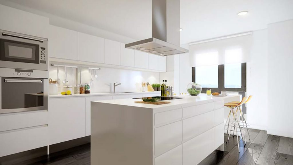 DiagonAlt - fully equipped kitchen