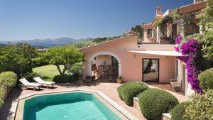 Villa next to the golf for sale in Costa Smeralda