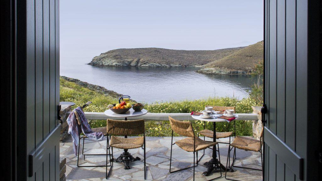 House with sea views in Kea, Greek Islands