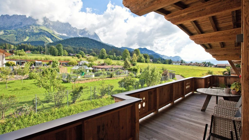 Country home in the Tyrol