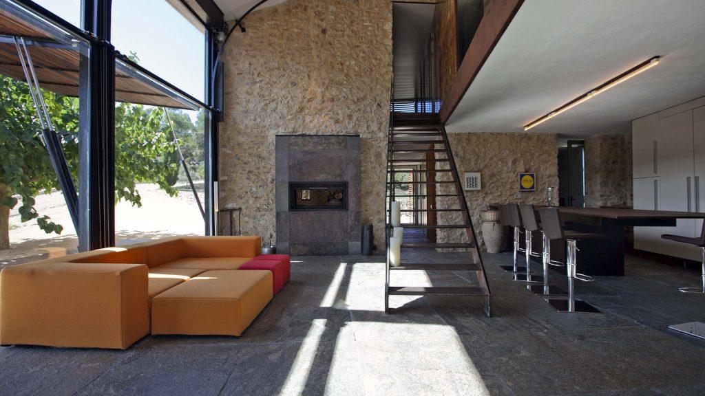 Casa con espacios abiertos en venta en Fontanars dels Alforins