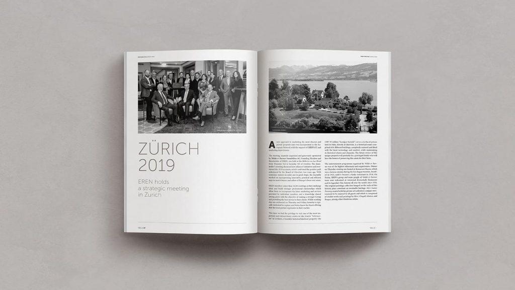 EREN's meeting 2019: Zurich - Villae 15