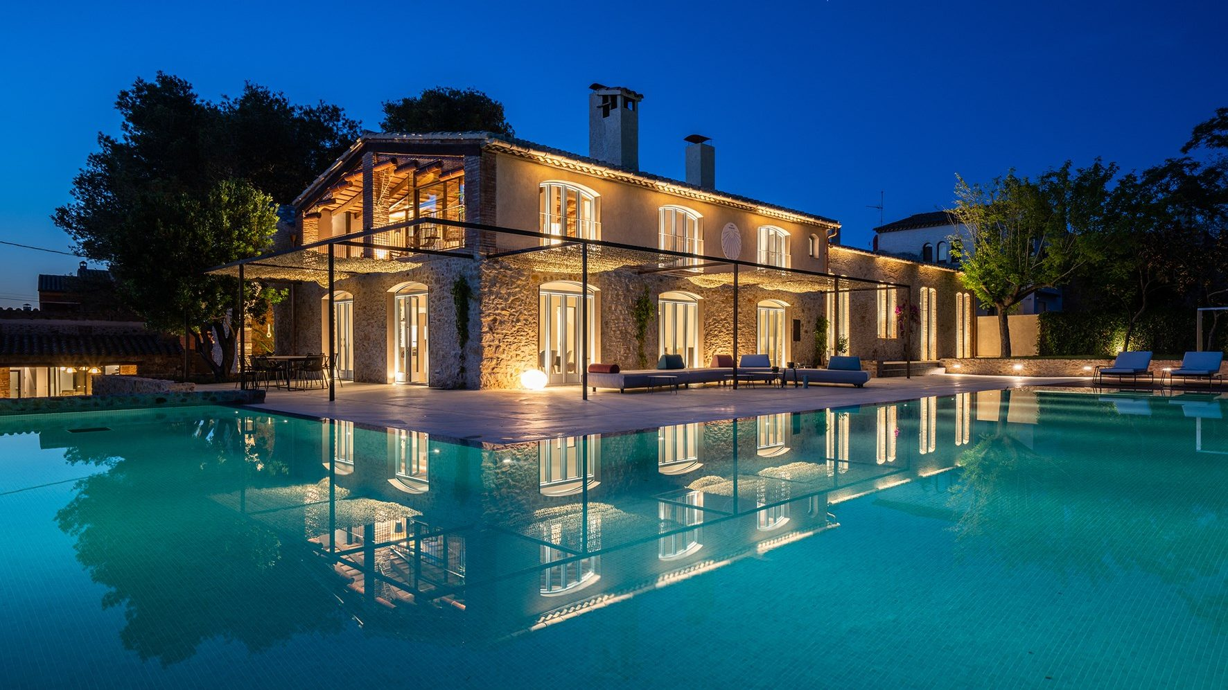 Impressive masia-like property in Pals