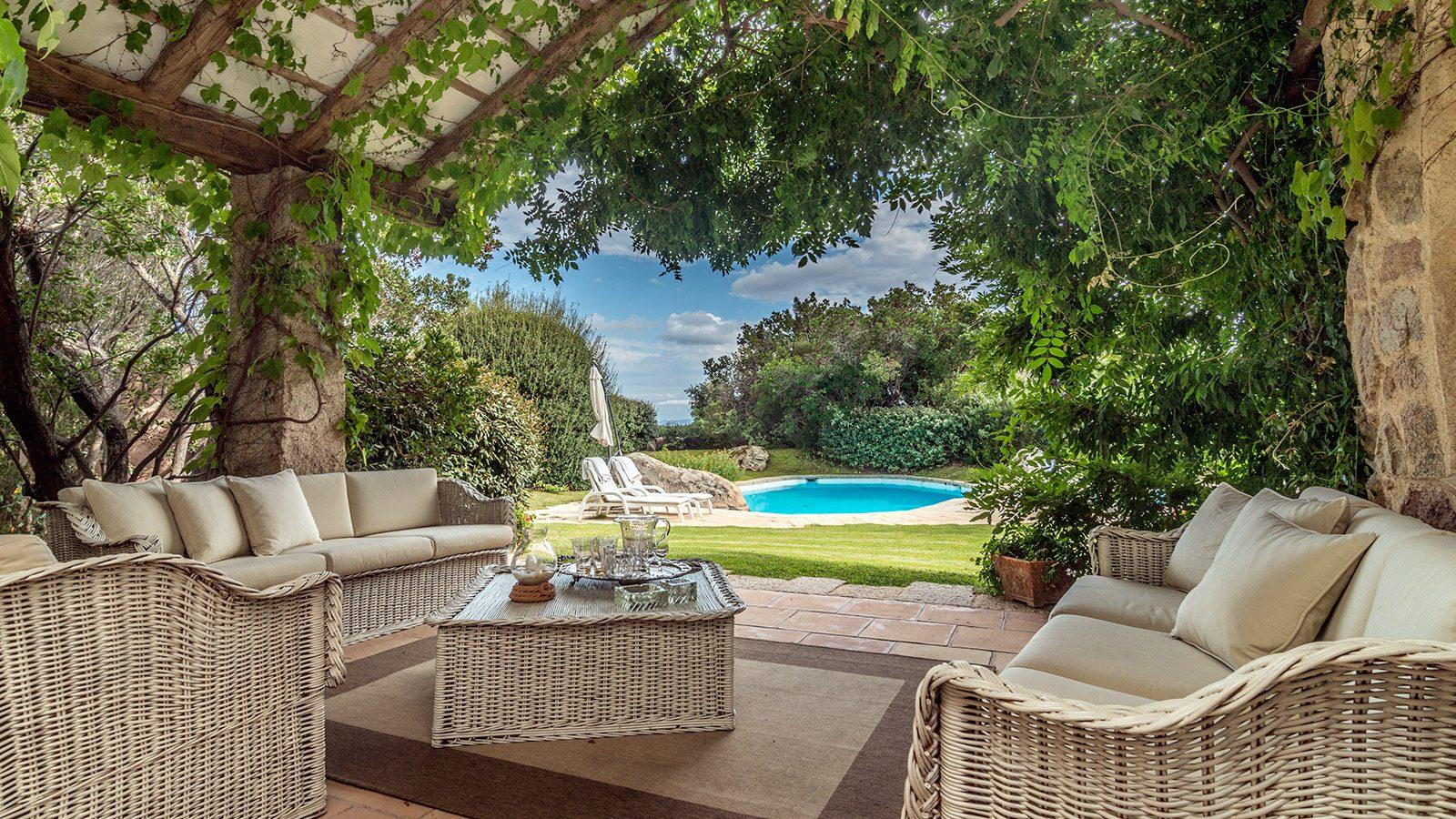 Villa Petra Manna - villa for sale in Sardinia