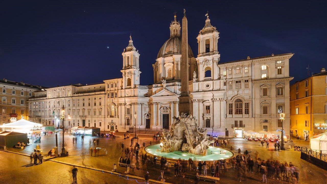 Magnificent Piazza Navona