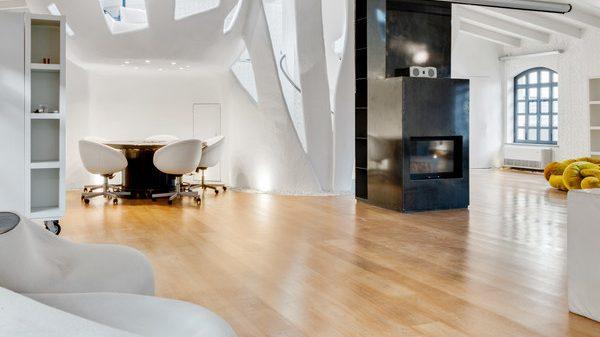 Modernist details lounge